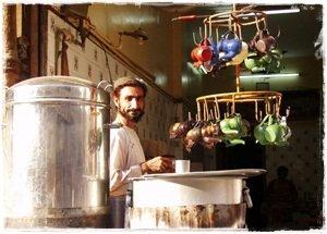 Karachi Tea Vendor
