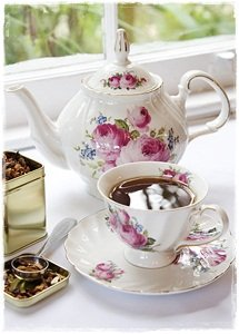 Viannes Tea Set